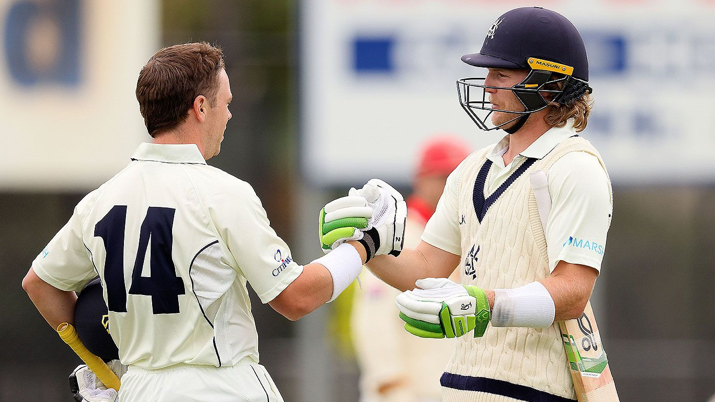 Sheffield Shield records smashed as Will Pucovski and Marcus Harris dominate South Australia