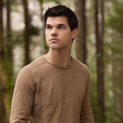 Taylor Lautner as Jacob Black: Then