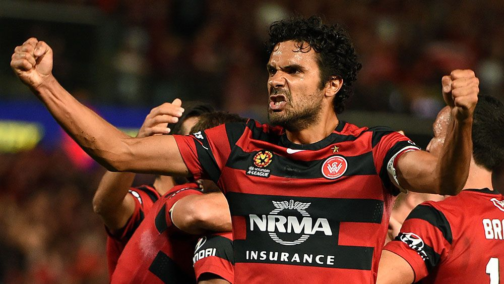 Wanderers had Roar in back pocket: skipper