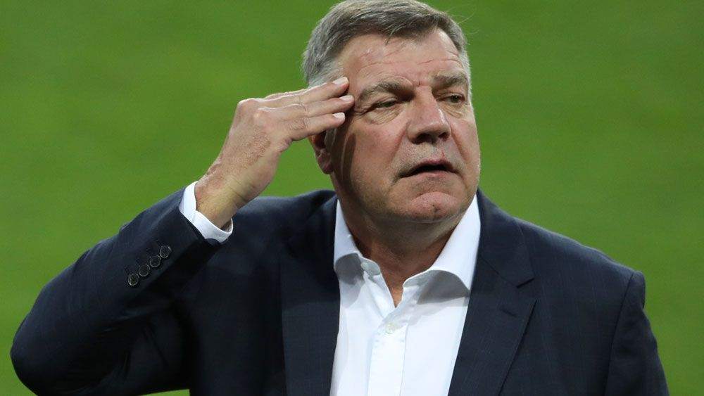 Allardyce quits England job in disgrace