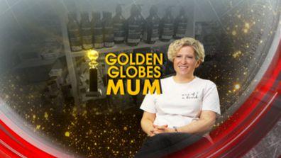 Golden Globes mum