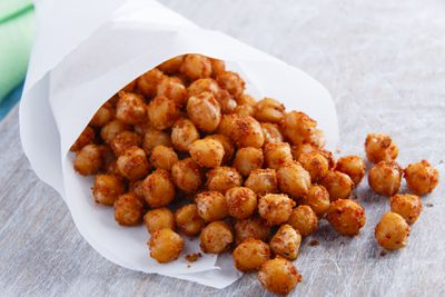 <strong>Roasted chickpeas</strong>