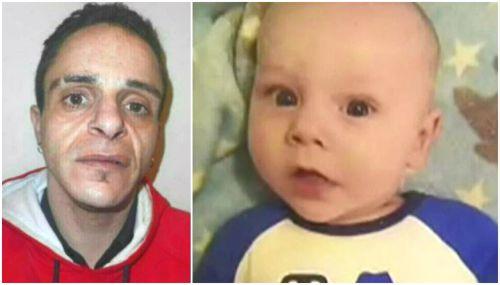 Baby Chayse was left alone with boyfriend Dwayne Lindsay. (File)