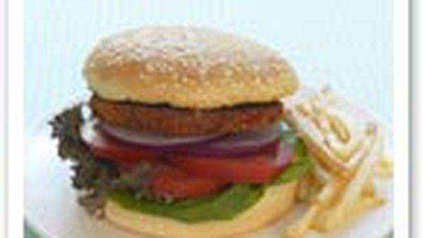 Red kidney bean burgers