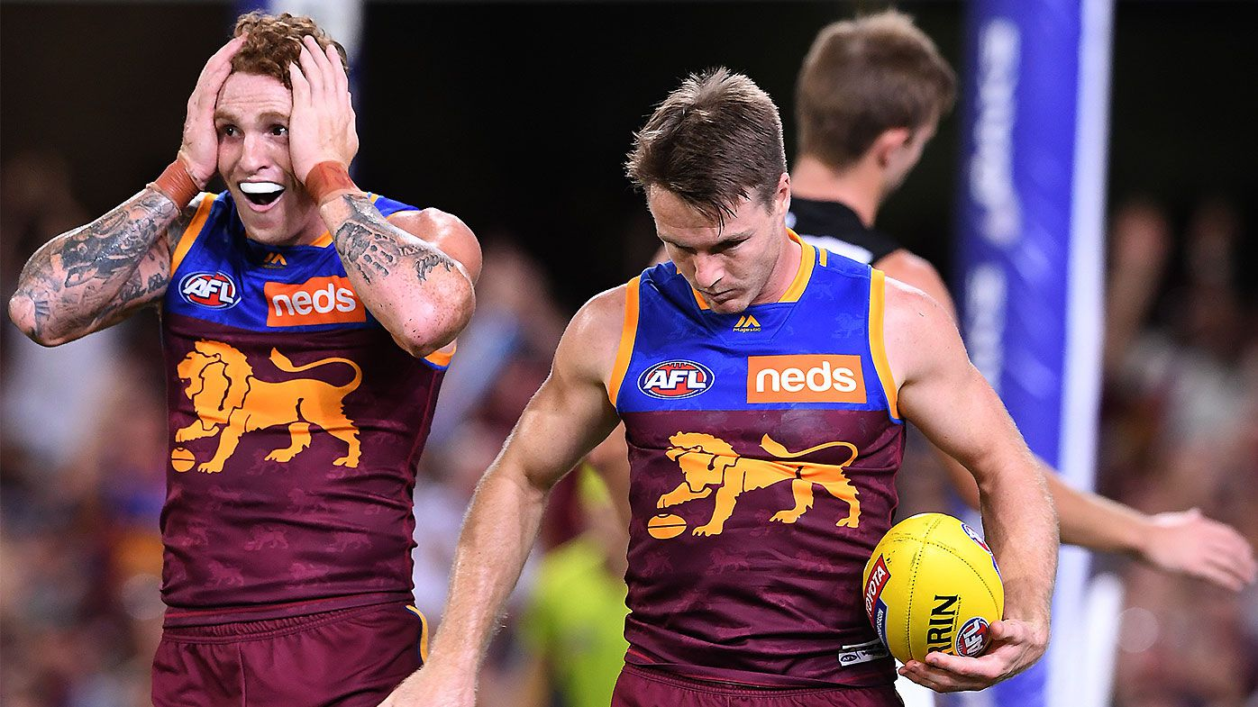 Lincoln McCarthy mark stuns teammate as Brisbane Lions continue undefeated start to the season