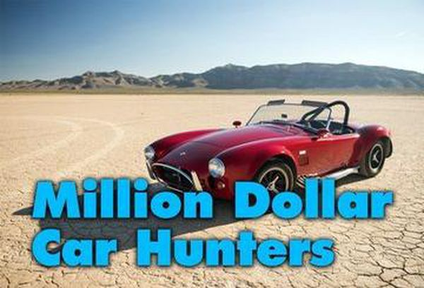 Million Dollar Car Hunters