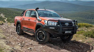1: Toyota Hi-Lux