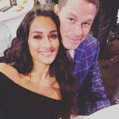 Nikki Bella and John Cena (again)