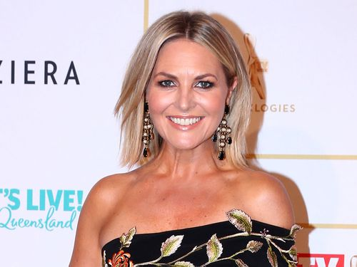 Georgie Gardner donated the dress to the charity.