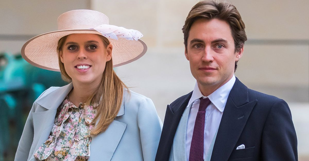 Princess Beatrice's husband reveals his favourite $3,225 home feature