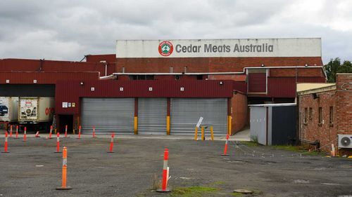 Victoria has recorded 19 new COVID-19 cases connected to a cluster at Cedar Meats, a meat processing facility.