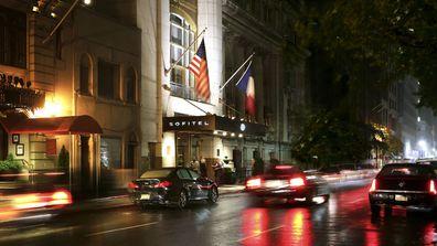 Cher hotel suite