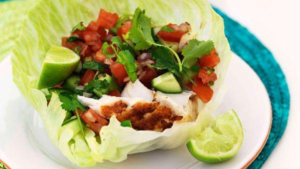 Fish 'tacos'