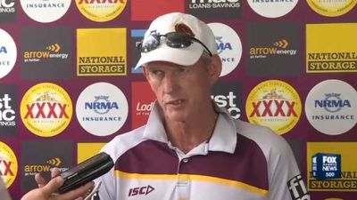 Wayne Bennett defends call to play Oates