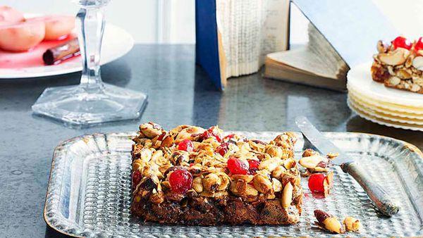 Fruit & nut cake