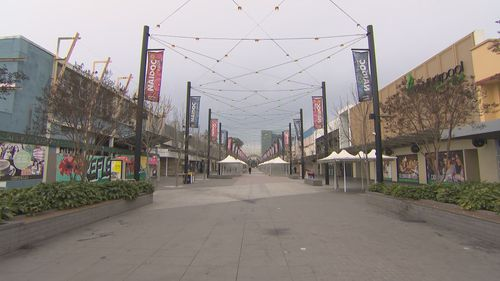 South-west Sydney lockdown compliance