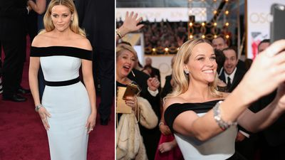 Wild star Reese Witherspoon. (Getty)