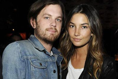 <i>Kings of Leon</i> frontman Caleb Followill broke hearts around the world with news that he has popped the question to his long-time girlfriend Lily Aldridge.<P> The couple have been dating since 2007.