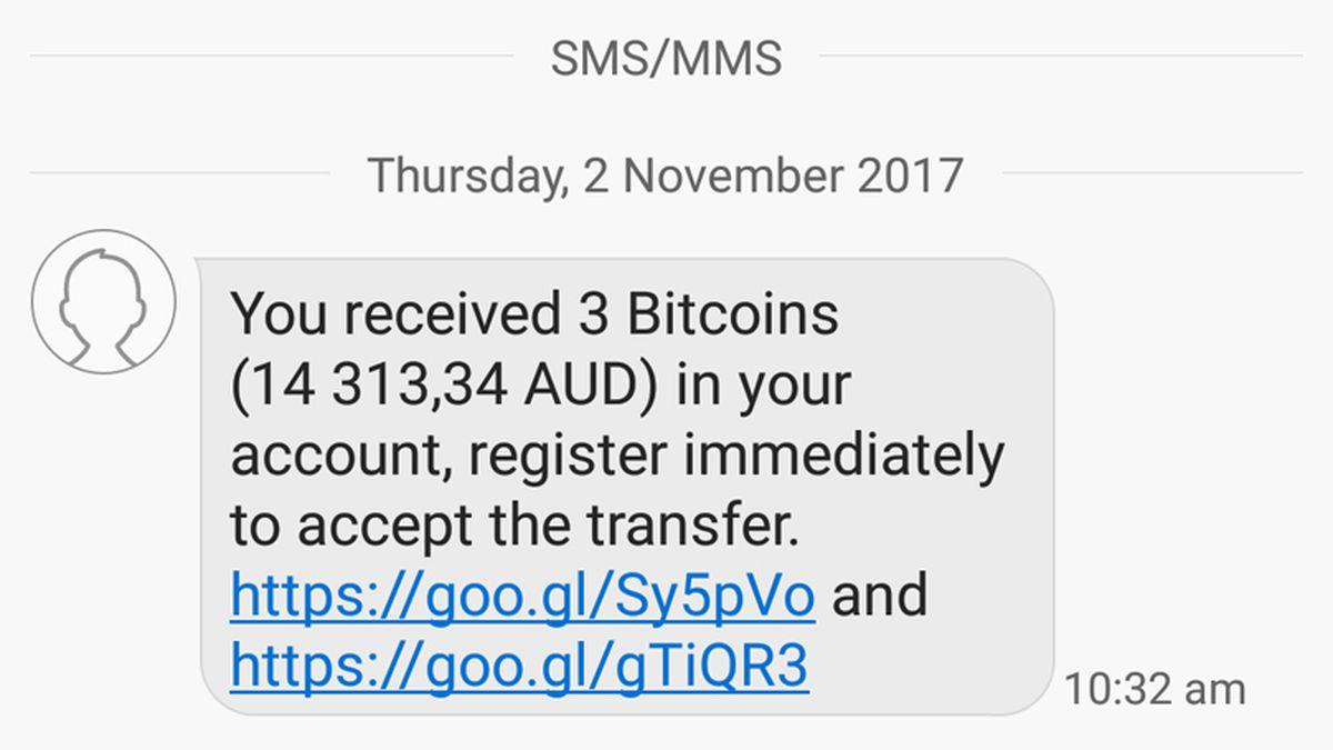 bitcoin aud calling iki btc pranešimo