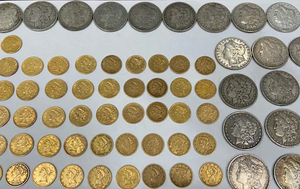US couple finds antique coins worth $35,000 hidden in attic