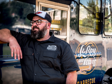 Adam Roberts, Kingsford ambassador and co-found of the Australiasian Barbecue Alliance