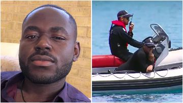 John Rashidi's body has been found in Stockton Lake, south of Perth, after he drowned on Monday afternoon.