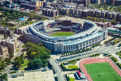 19. Yankee Stadium in Bronx, New York