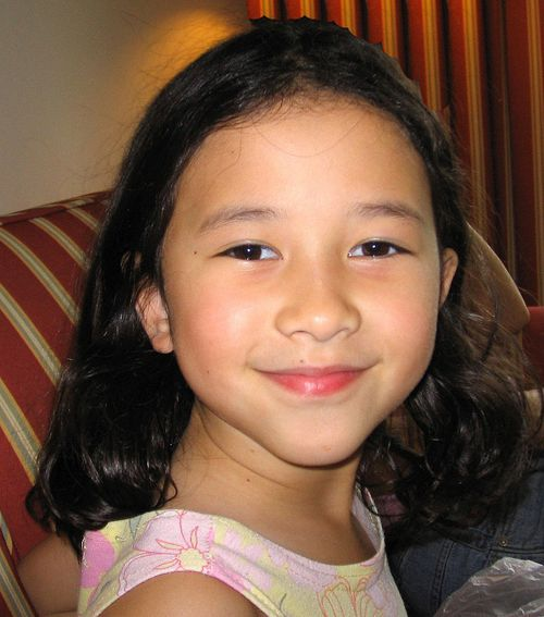 Sofia Rodriguez-Urrutia Shu was just eight years old when she was sexually assaulted and strangled by Dante Arthurs. Picture: AAP