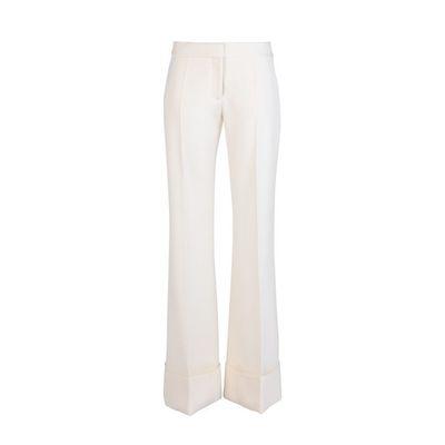 """<a href=""""http://www.stellamccartney.com/au/stella-mccartney/wide-leg-trouser_cod36718671qu.html"""" target=""""_blank"""">Trousers, $1065, Stella McCartney</a>"""