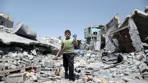 'Last time' says UN on Gaza rebuilding