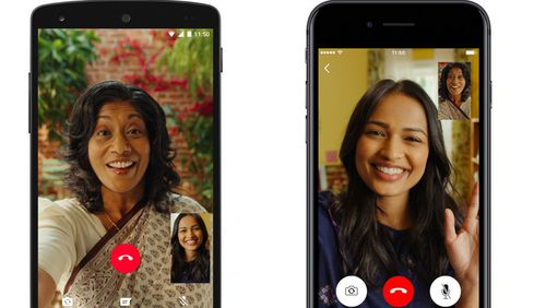 Messaging service app WhatsApp introduces video calling feature