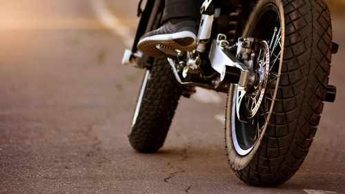 Motorcyclist killed in crash north of Caboolture