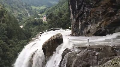 This might be the world's most dangerous road