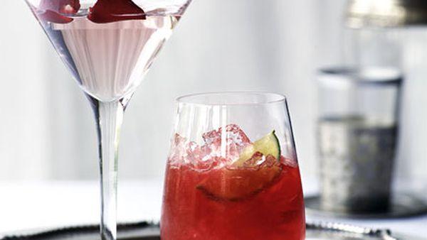 Turkish Delight Martini