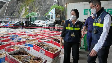 Australian lobster smuggling 'threatens China's national security'