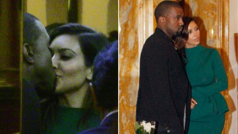 'Happy birthday to the baddest b---- on earth': Kanye's romantic message to Kim K - and no, he didn't pop the question
