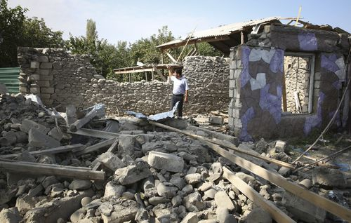 Azerbaijan-Armenia military conflict has Europe on edge as Russia, Turkey take sides 22