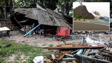 Indonesian tsunami