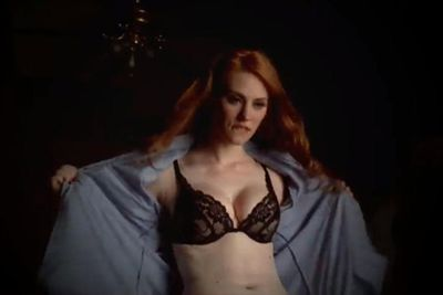Jessica (Deborah Ann Woll) gets sexy for season four.