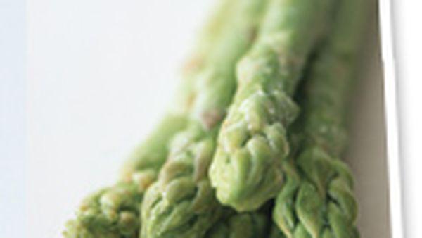Amazing asparagus