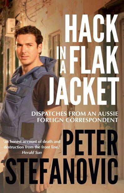 Peter Stefanovic's book