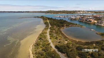 Locals are concerned of the environmental impact of dredging a Mandurah estuary.