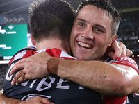 Cronk 'glad it's over'