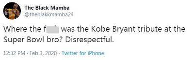 Kobe Bryant, Super Bowl, tribute, halftime show