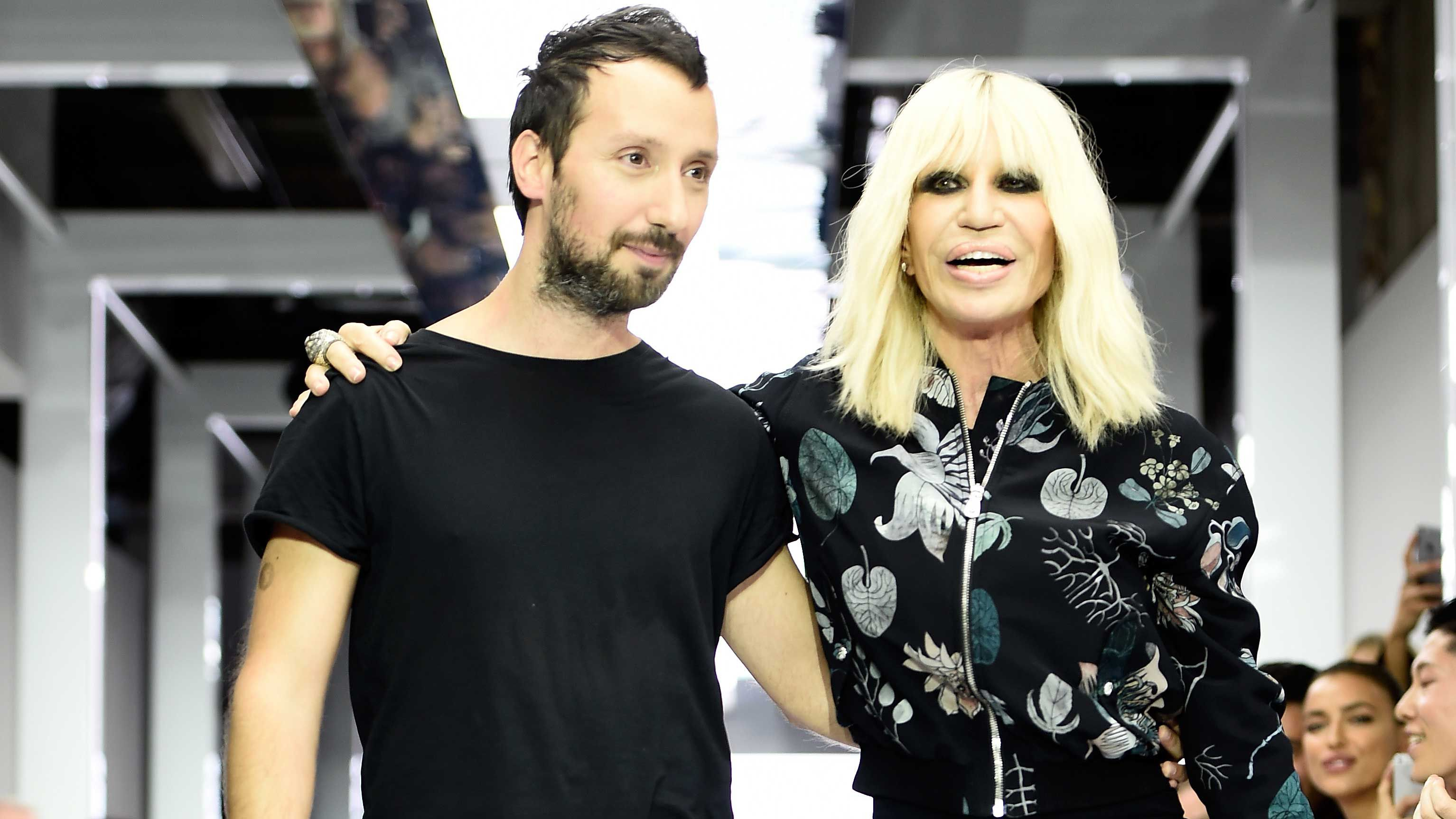 Anthony Vaccarello replaces Hedi Slimane as creative director of Saint Laurent