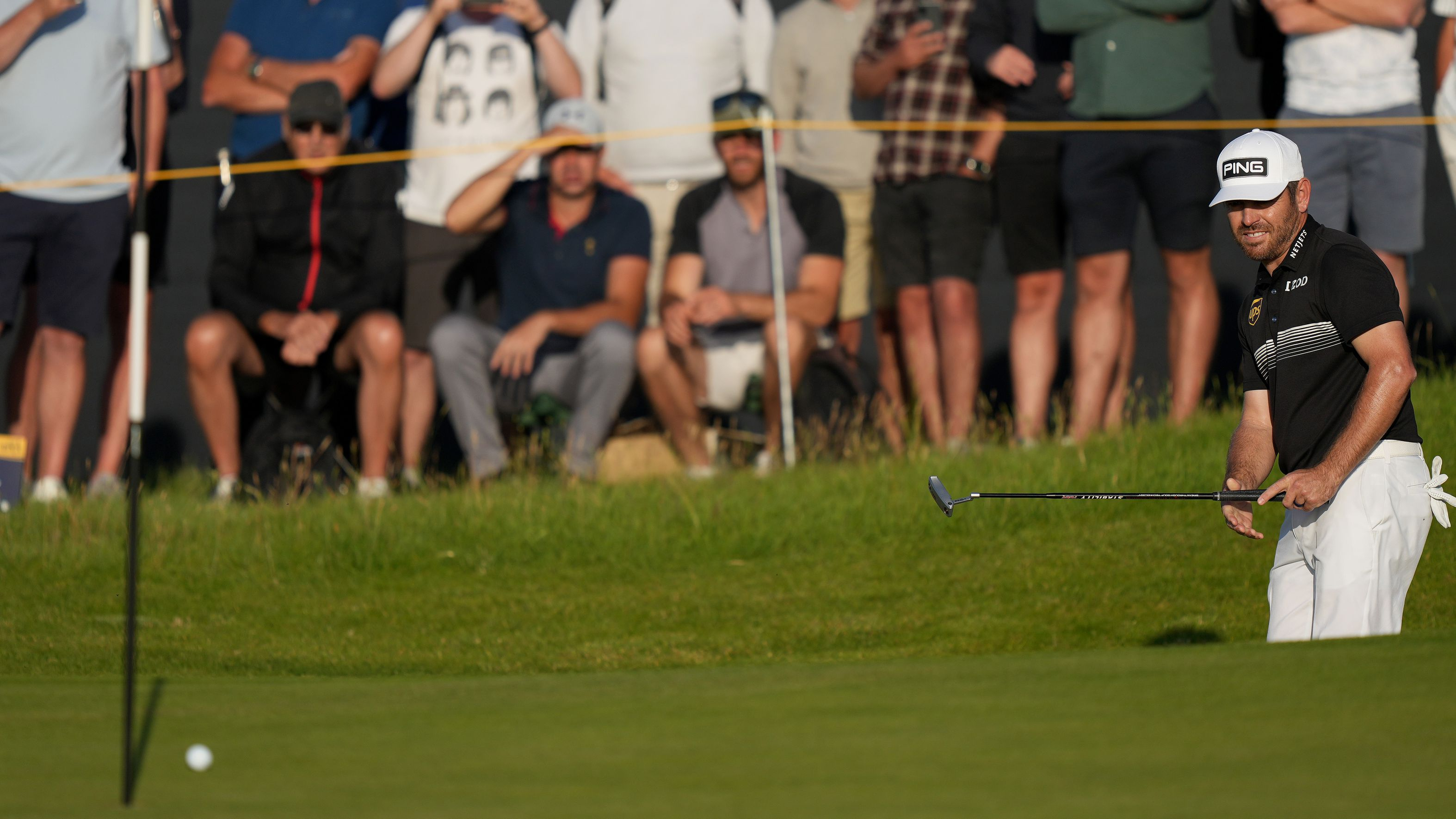 Oosthuizen sets Open record as Aussies struggle