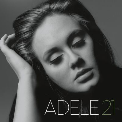 6. 21 by Adele