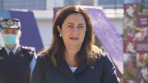 Queensland Premier Annastacia Palaszczuk has announced there were no new local coronavirus cases detected.