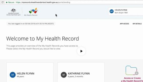 Today is the deadline for Australians to opt out of a new $2 billion government system which records their medical details online.
