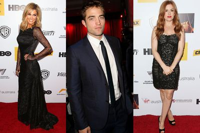 TheFIX were lucky enough to schmooze with our fave celebs at the 2013 Australians in Film Awards in LA! With the likes of Rob Pattinson, Isla Fisher and Delta Goodrem downing champers in celebration of our Aussies, check out our red-carpet winners from the night... <br/><br/>Source: Splash
